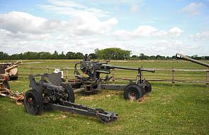Rajd pojazdów wojskowych w Podrzeczu