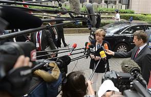 Merkel: brak podstaw do rozmów ws. Grecji