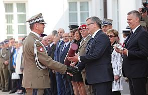 Biskup Polowy Józef Guzdek odebrał nominację na stopień generała brygady