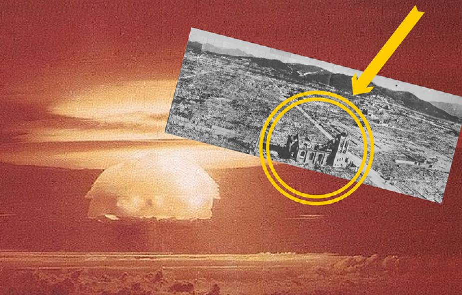 Jezuici cudem przeżyli wybuch bomby atomowej
