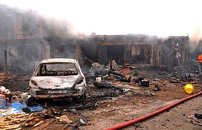 Nigeria: niemal 50 zabitych w wybuchu bomby