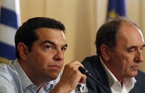 Premier Grecji: musimy uniknąć pożyczki pomostowej