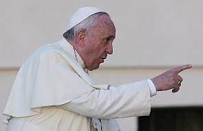 List papieża do Pogotowia Ratunkowego Pana Boga