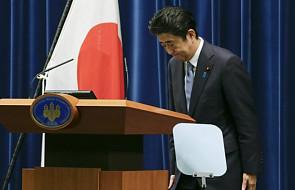 """Abe: Japonia wyrządziła """"niezmierne szkody i cierpienie"""""""