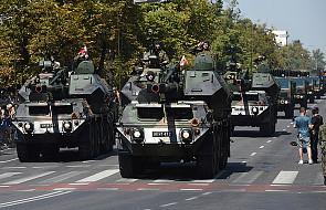 Tłumy widzów obejrzały defiladę Wojska Polskiego