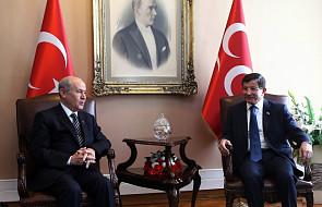 Premier Turcji zrezygnował z tworzenia rządu