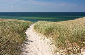 Tam, gdzie można chodzić po morzu