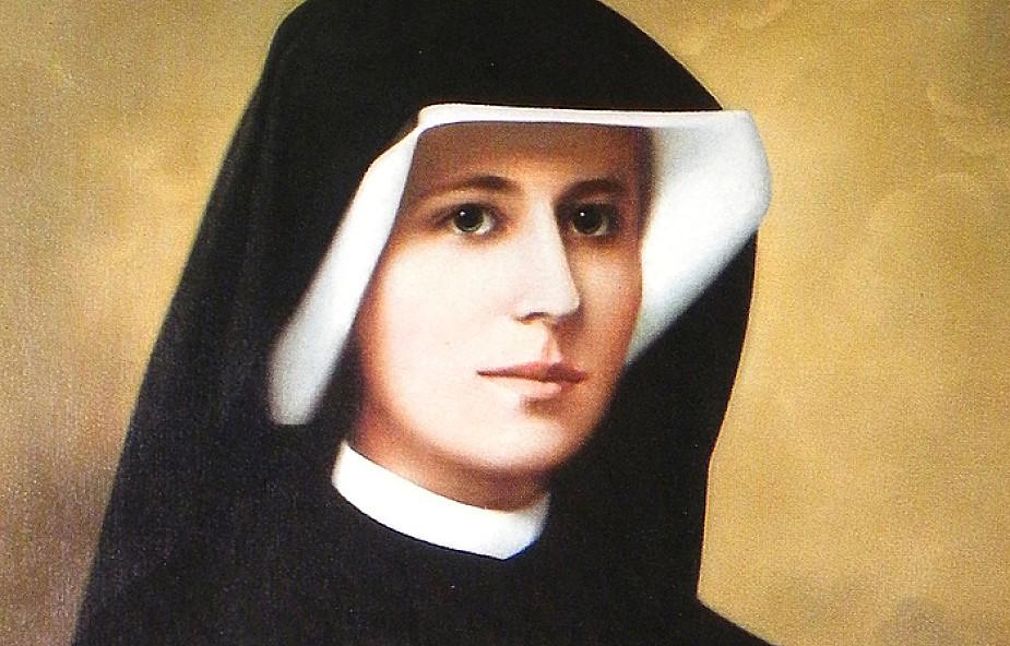 Urodziny św. Faustyny z jej ulubionym przysmakiem