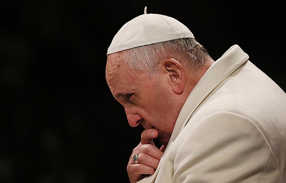 Franciszek wprawił wszystkich w osłupienie przy grobie Piusa X
