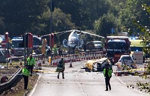 Wlk. Brytania: Katastrofa podczas pokazów lotniczych