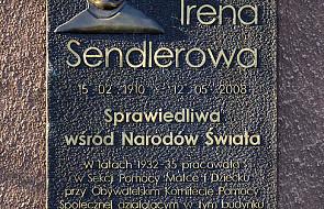 Włoskie miasteczko uczciło Irenę Sendlerową