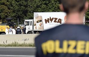 Austria: 71 ciał uchodźców, w tym 4 dzieci