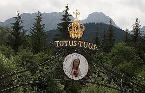 Modlitwa o pokój na Festiwalu Folkloru w Zakopanem