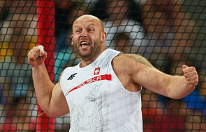 Piotr Małachowski zdobył złoty medal!
