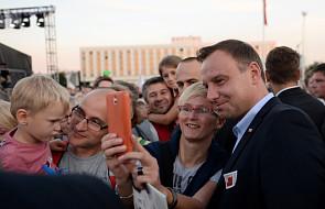 Nadzieje Polaków związane z prezydenturą Dudy