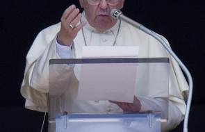 Papież Franciszek o śmierci imigrantów