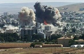 Syria: USA przeprowadziły atak w obronie rebeliantów