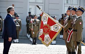 Prezydent: bez silnej armii nie będzie niepodległości