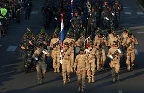 Chorwacja świętuje rocznicę zwycięstwa
