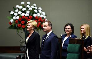 Andrzej Duda objął urząd Prezydenta RP