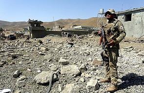 Afganistan: zginęło 17 żołnierzy