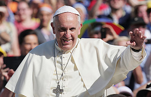 Papież o potrzebie Bożego miłosierdzia