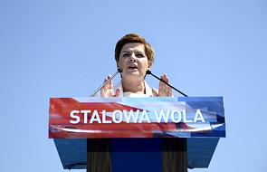 Szydło gotowa do naprawy państwa polskiego