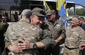 Ukraina: wstrzymano walki w Donbasie