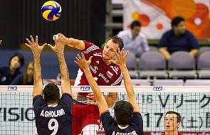Siatkówka: Polska - Iran 3:2