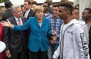 Niemieckie media: Merkel przyznała się do błędu ws. uchodźców