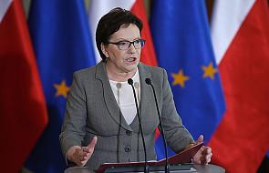 Kopacz do szefa KE: Polska stawia warunki