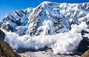 Francja: lawina w Alpach, siedem osób nie żyje