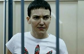 W Rosji wznowiono proces Nadii Sawczenko