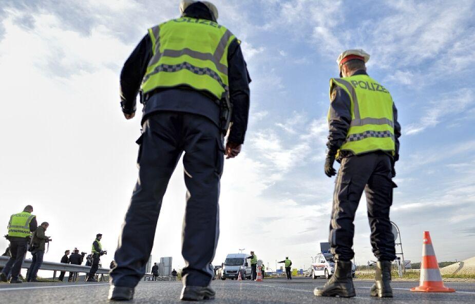 Niemcy: kontrole na części granicy francuskiej