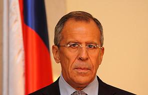 """MSZ Rosji: Odejście Asada to """"utopia"""""""