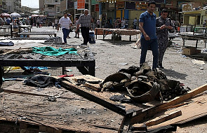 Irak: 21 ofiar zamachów w Bagdadzie