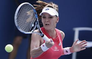 US Open -  Radwańska wygrała z Linette