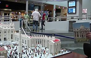 Bazylika św. Piotra z klocków Lego [WIDEO]