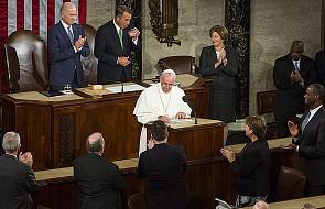 Przemówienie Franciszka w Kongresie USA
