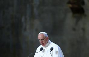 Franciszek w Mauzoleum Ground Zero: to jest miejsce krzyku ofiar nienawiści i zemsty