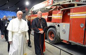 Papież w Ground Zero: bądźmy siłami pojednania