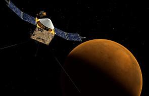 NASA: Mars nie jest zupełnie suchą planetą