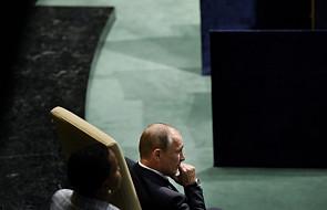 Putin za koalicją antyterrorystyczną w Syrii i Iraku
