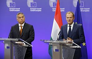 Tusk o rozdzielaniu uchodźców między kraje UE