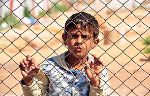 Dziś Chrystus ma twarz uchodźcy