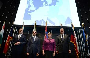 Duda zacieśnia współpracę: Adriatyk-Bałtyk-Morze Czarne