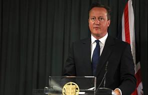 W. Brytania przyjmie więcej uchodźców z Syrii
