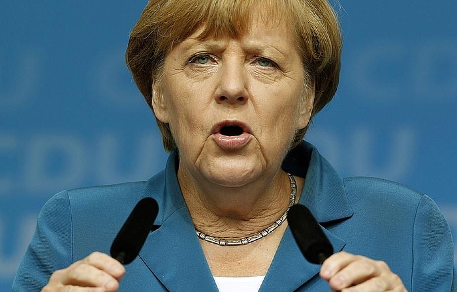 Trudne negocjacje Merkel z Orbanem