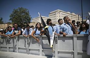 Izrael: Protest chrześcijańskich szkół