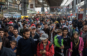 Monachium nie poradzi sobie z falą uchodźców
